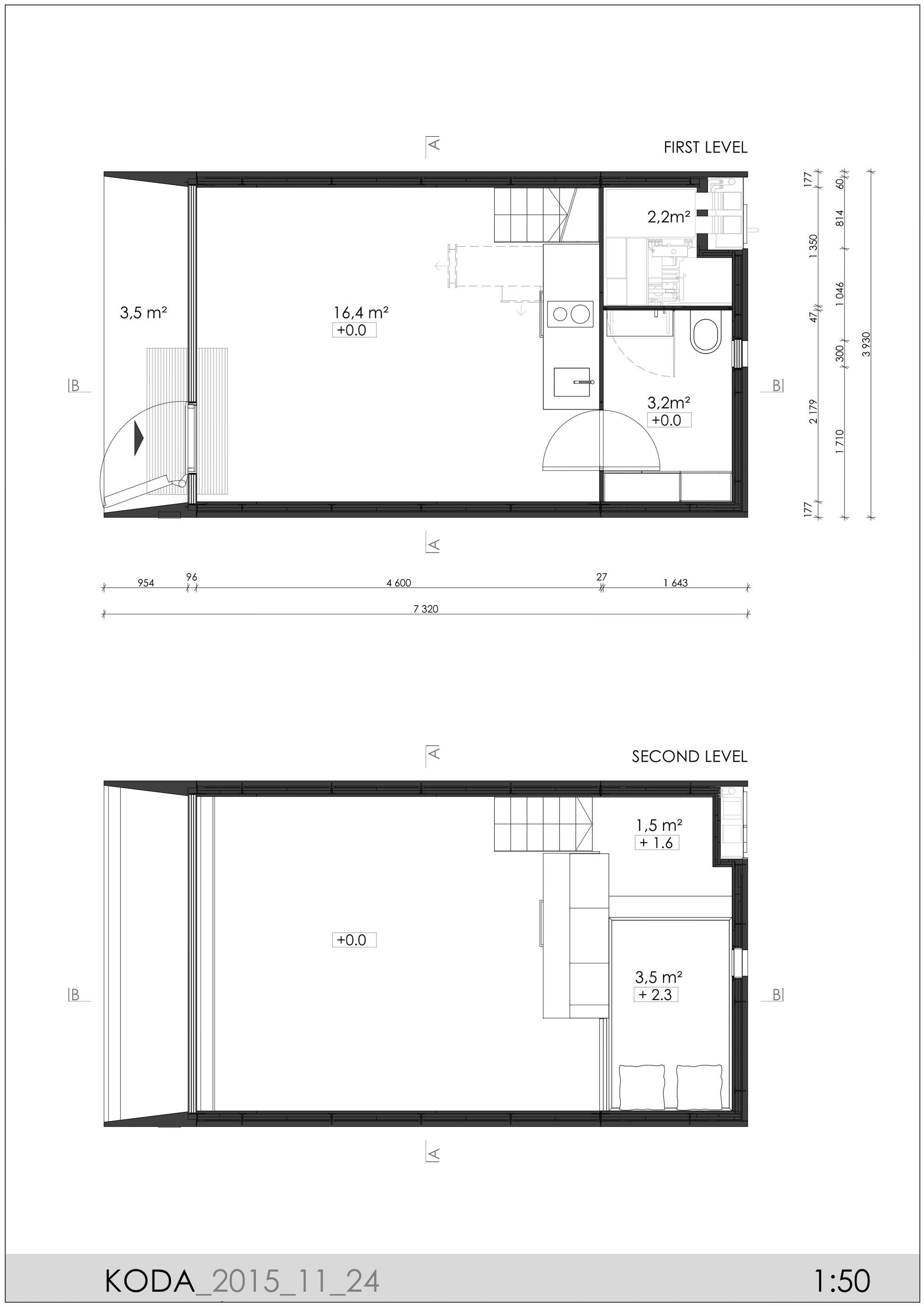 25 Quadratmeter Unabhängigkeit: Minimalhaus »Koda« von Kodasema ...