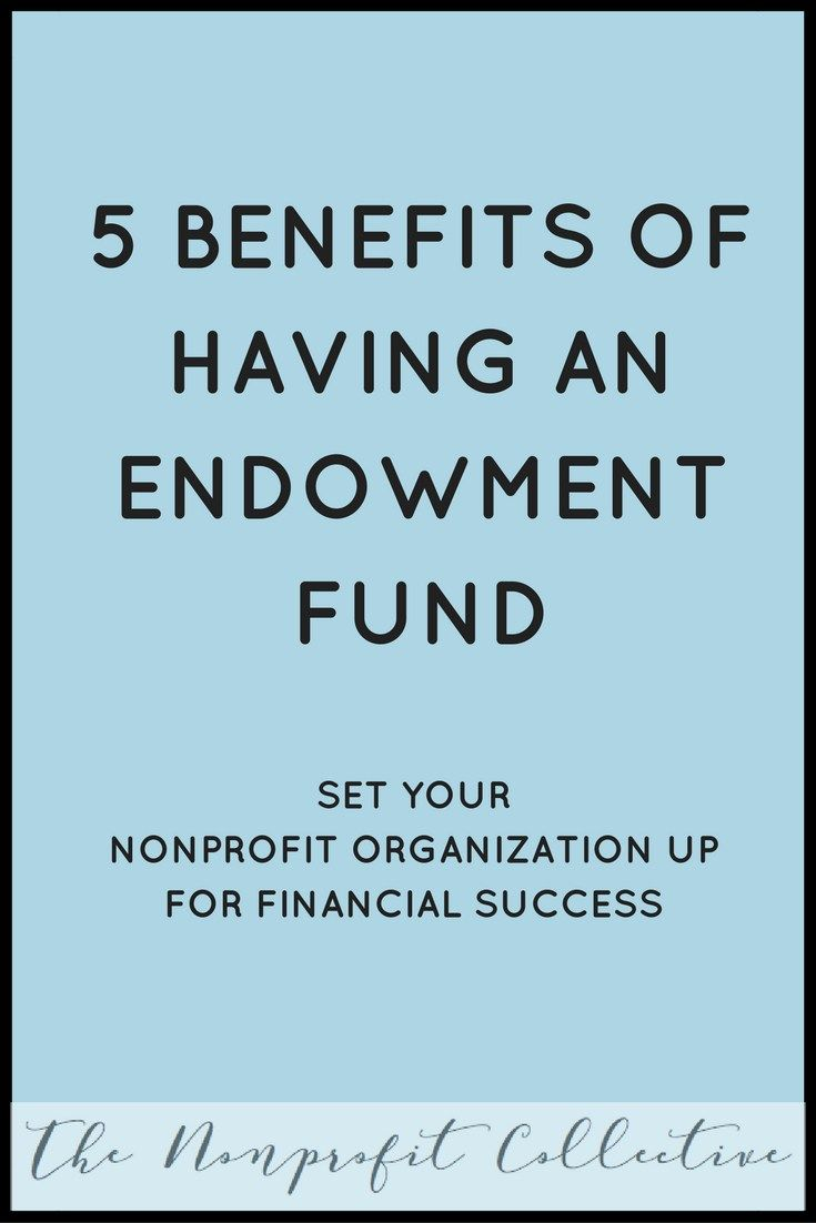 What is an Endowment Fund? | -ers for Nonprofits (formerly