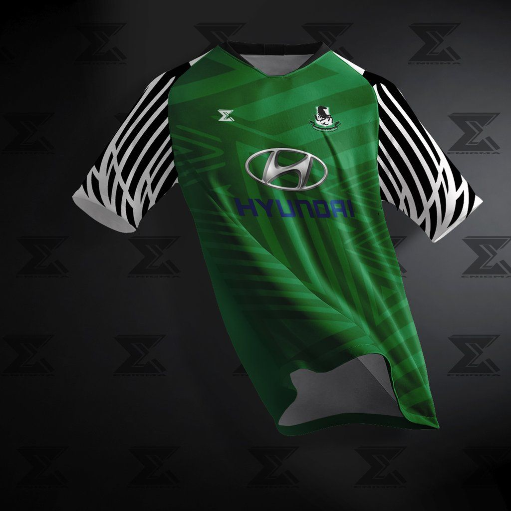 Sembawang Rangers Fantasy Concept Kit By Enigma In 2020 Jersey Design Concept Design Model
