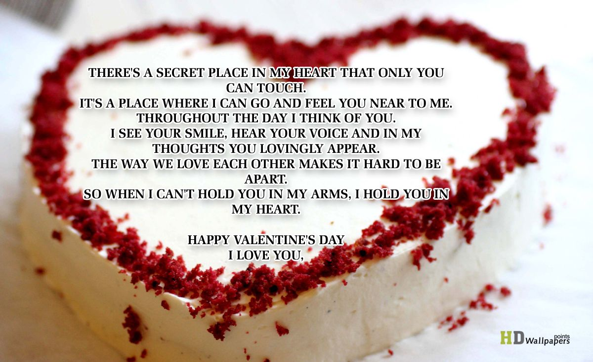 Valentine Day Poem For Boyfriends Valentines Day Poems For Husband