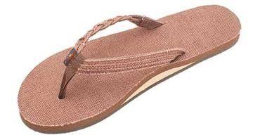 d14183d10efe Rainbow Sandals Hemp Flirty Braidy Brown - Papa s General Store