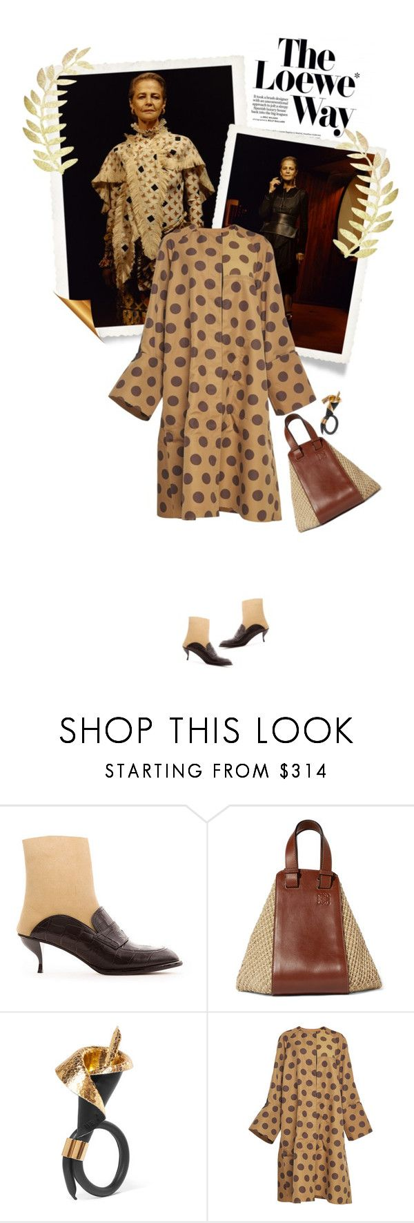 """""""Fashion Has No Age"""" by mariots22 ❤ liked on Polyvore featuring Loewe"""