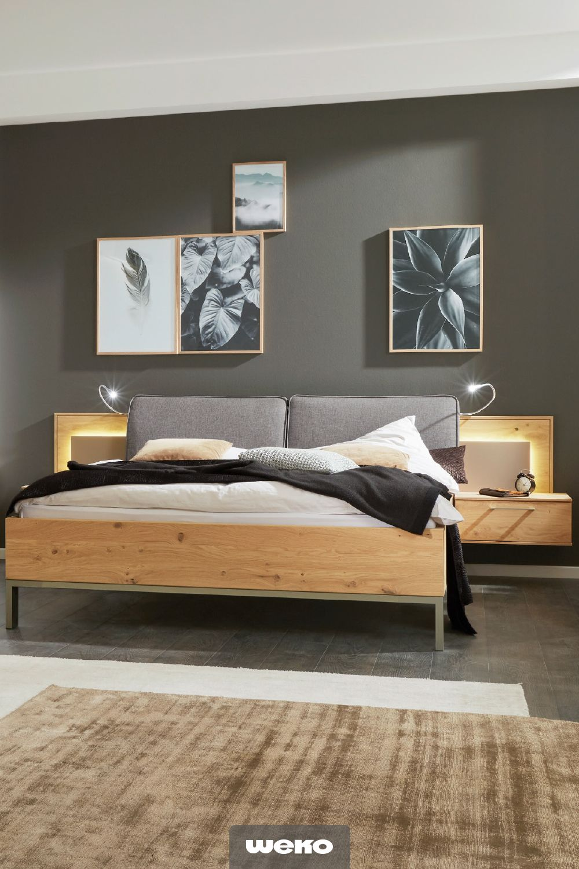 Betten Mit Integriertem Nachttisch