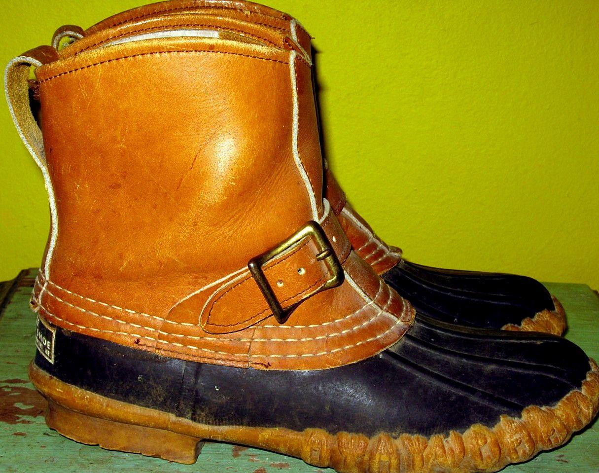 Vintage Ll Bean Lounger Boots La Mode