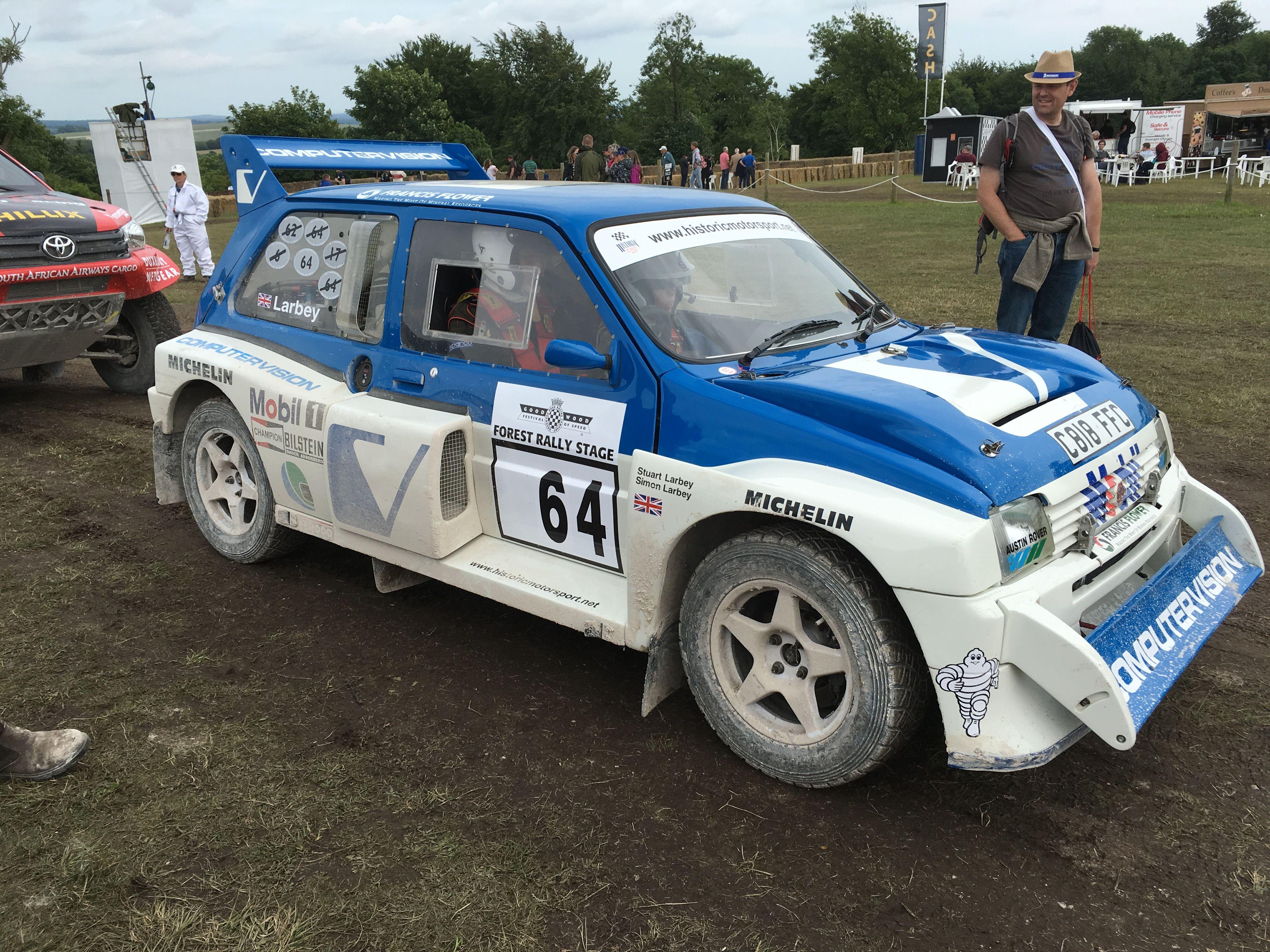 Austin Metro 6R4 Group B | Rally legende | Pinterest | Rally, Rally ...