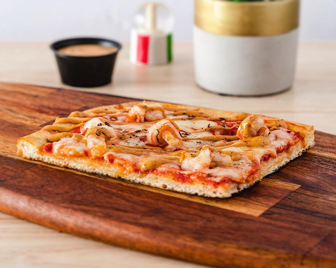 Pizza Parioli La Especialidad De La Casa Tijuana Baja