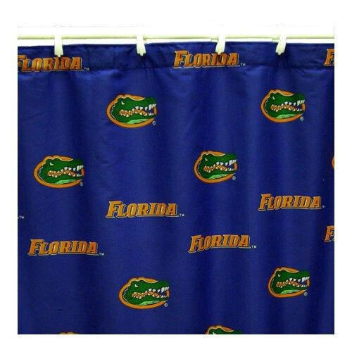 FL Gator Shower Curtain