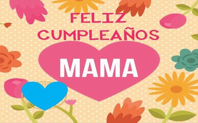 imágenes de feliz... Feliz Cumpleanos Mama Tarjetas