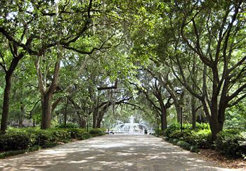 "Savannah,Georgia --love that place!  Home of ""In the Garden of Good and Evil""--great book and movie"