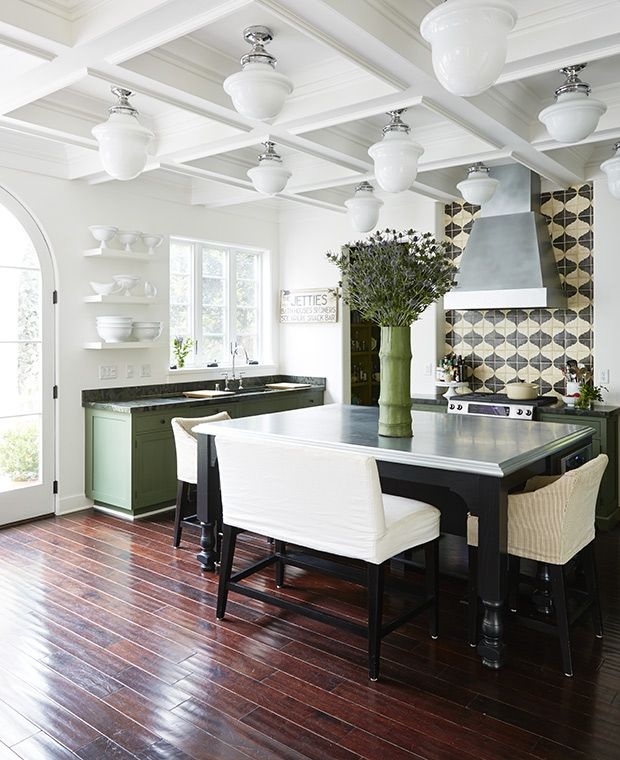 16 Traditional Kitchens With Timeless Appeal Traditional kitchen