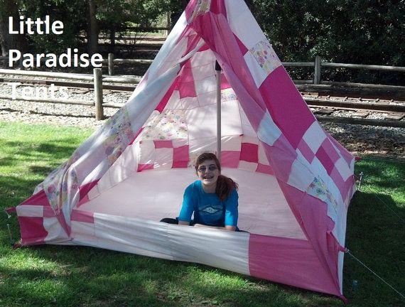 Single Season Camping Tent  Large single tent by LoneParadiseTents, $100.00
