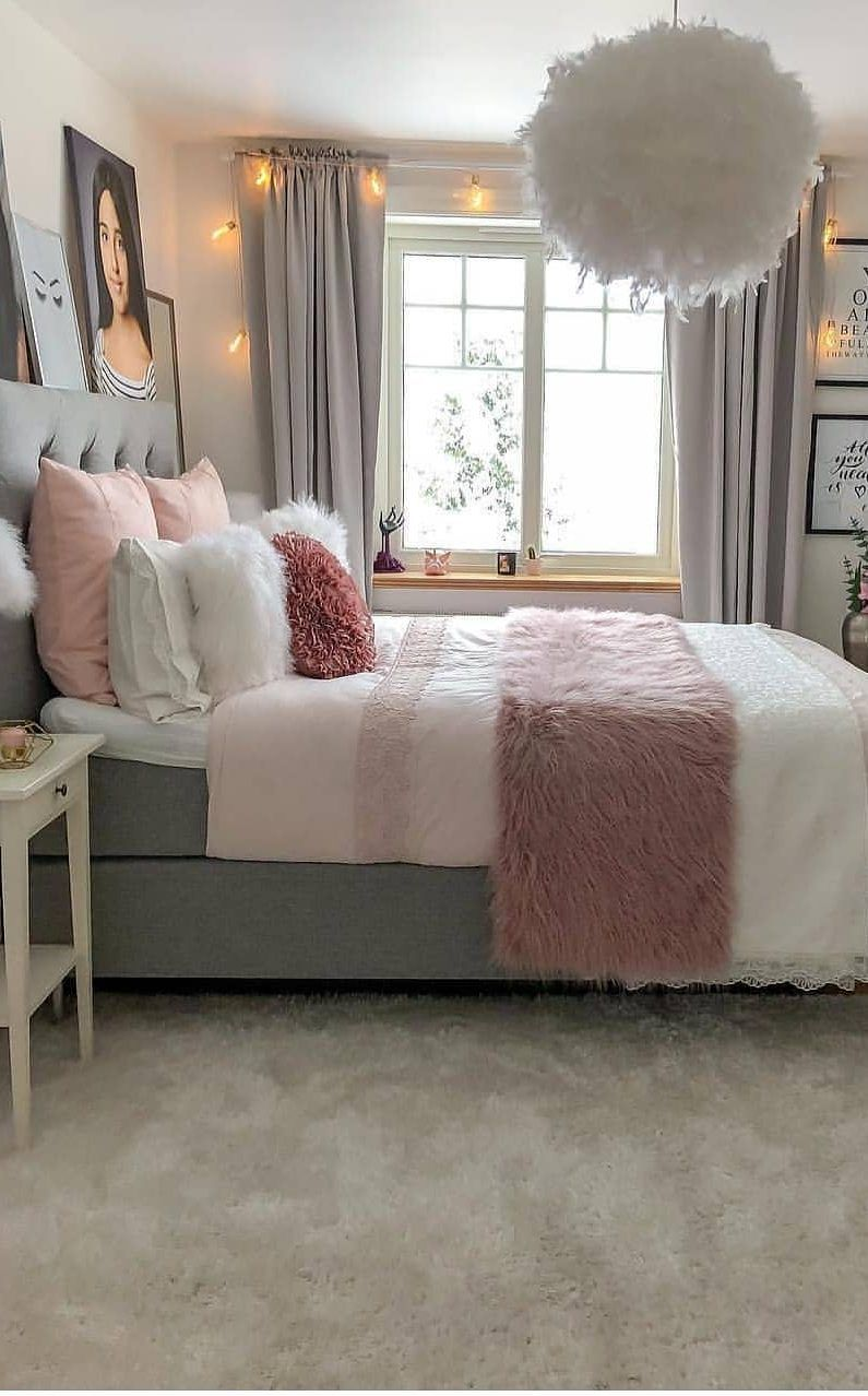 45 Beautiful And Modern Bedroom Decorating Ideas For This Year Page 33 Of 45 Lasdiest Com Daily Women Blog Stylish Bedroom Design Stylish Bedroom Urban Outfiters Bedroom