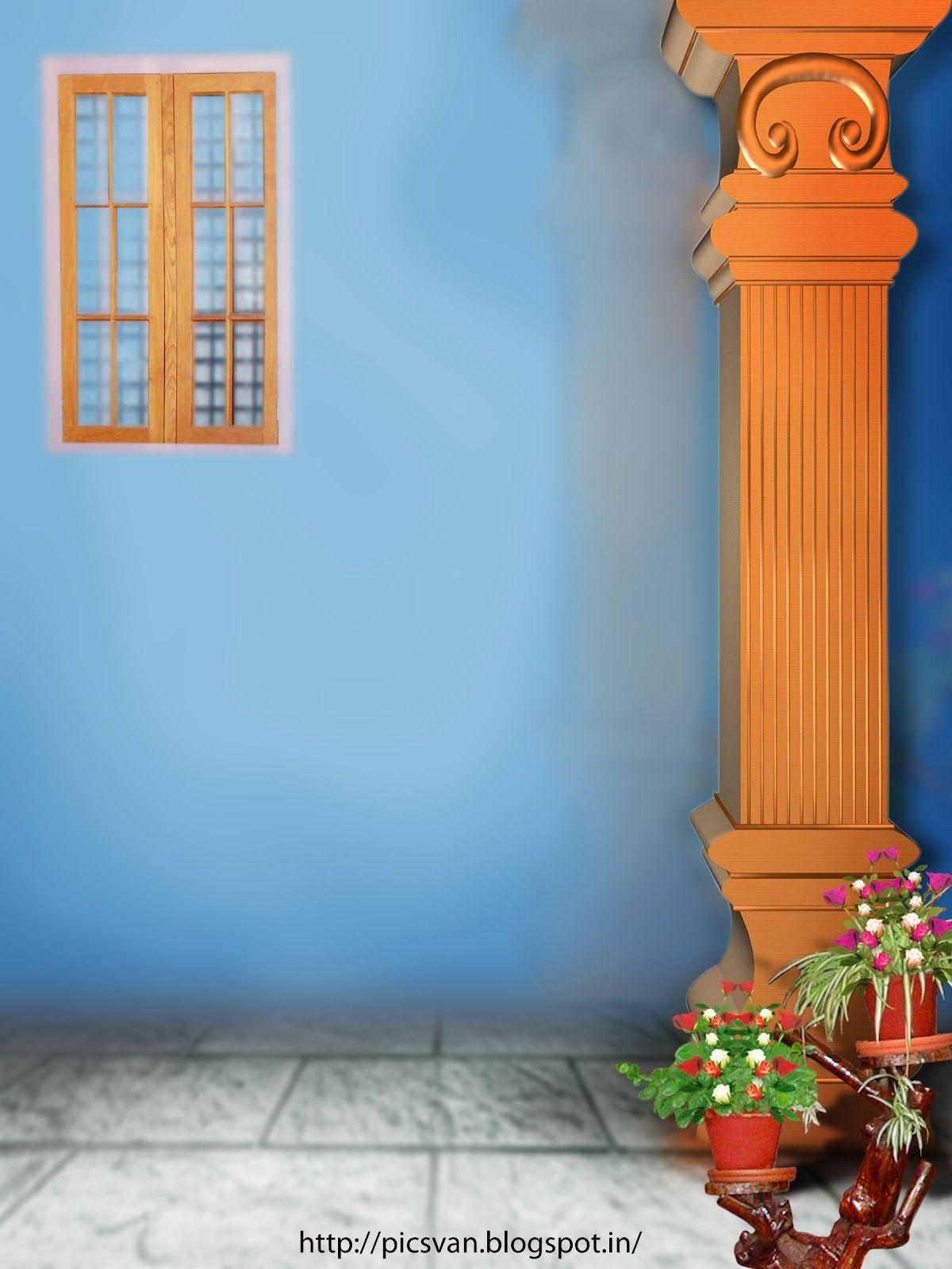 column floral