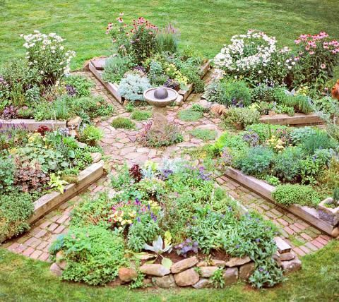 How To Make a Raised Bed Garden -  Planting vegetables or flowers in a raised bed amps up your landscape and harvest.  - #Bed #BohemianDecor #Cottages #EclecticDecor #EnglishCountry #garden #IndustrialFurniture #raised