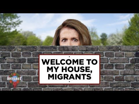 Image result for images of nancy pelosi welcome to my house immigrants