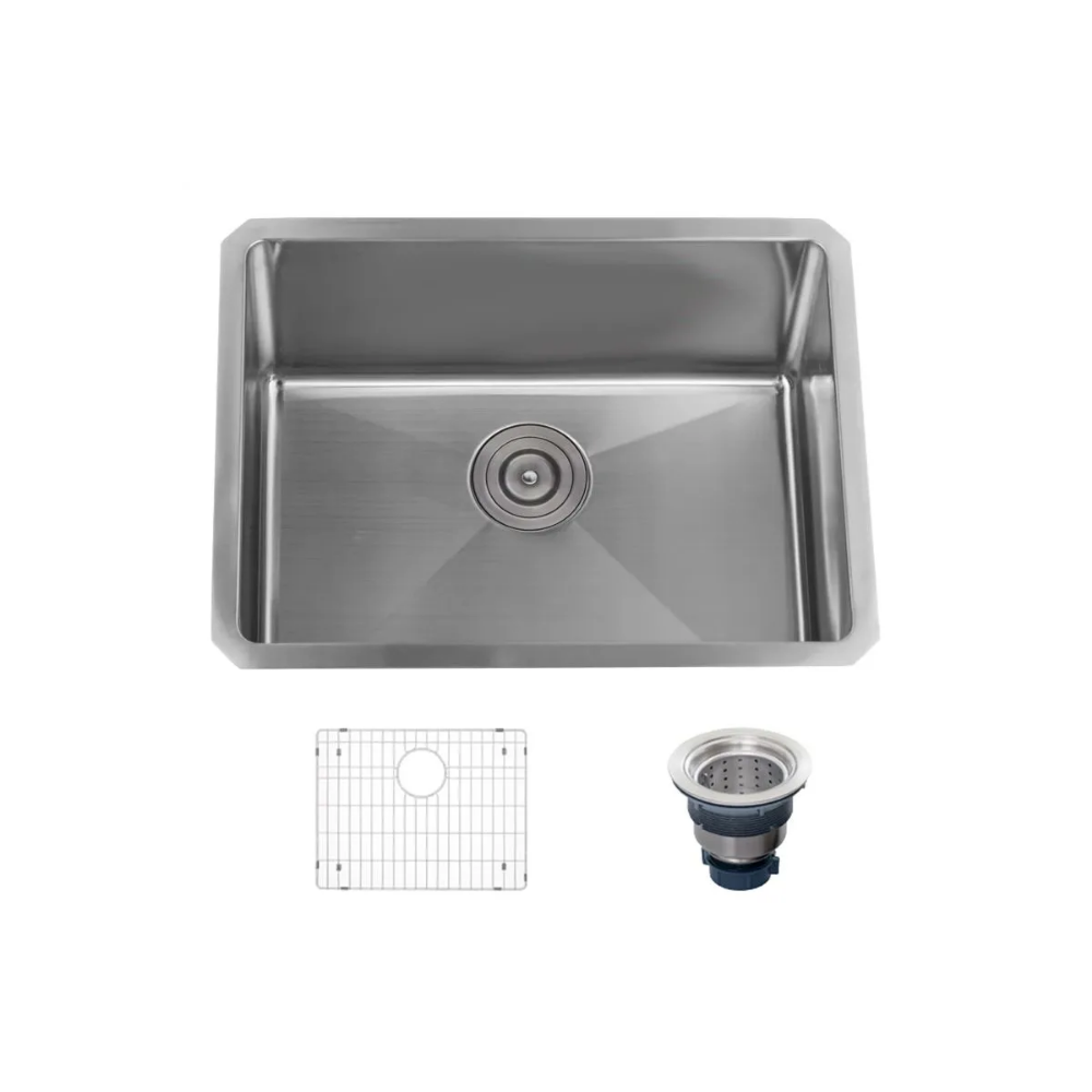 Miseno Mss2318sr In 2019 Stainless Steel Utility Sink Sink