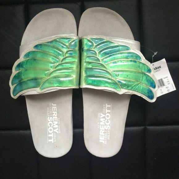 jeremy scott adidas size 13