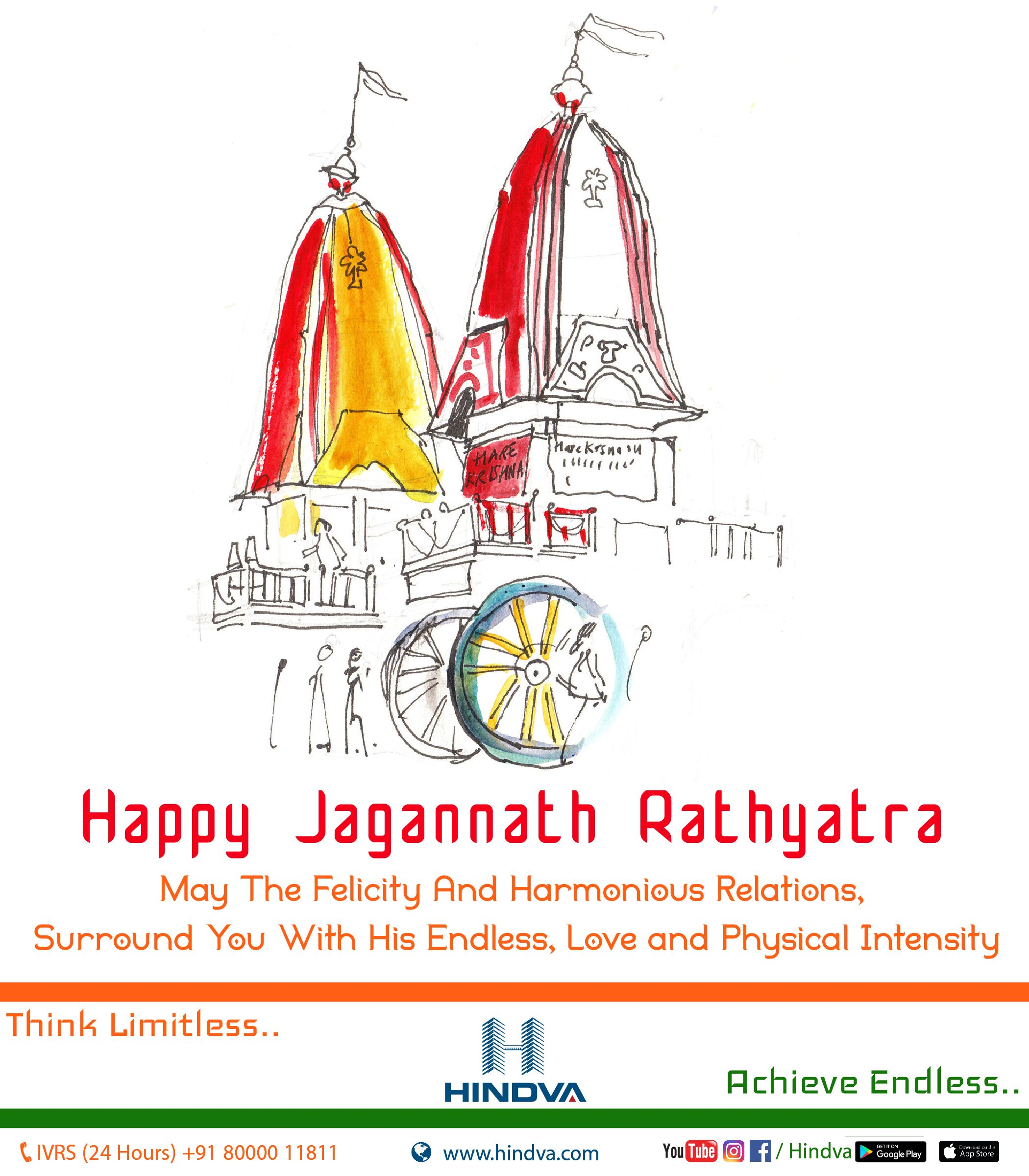 Wish You A Happy And Safe Jagannath Rath Yatra Jaijagannath