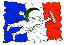 HOMMAGE • Des dessins pour notre ami Charlie | Courrier international #jesuischarlie #CharlieHebdo