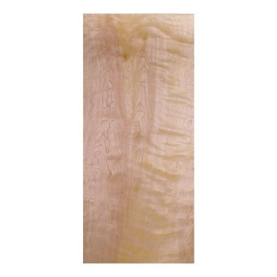 Surprising Masonite 30 In X 80 In Smooth Flush Hardwood Hollow Core Birch Largest Home Design Picture Inspirations Pitcheantrous