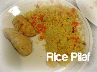 Easy rice pilaf:) www.averagedayofaginger.blogspot.com #easyricepilaf Easy rice pilaf:) www.averagedayofaginger.blogspot.com #easyricepilaf Easy rice pilaf:) www.averagedayofaginger.blogspot.com #easyricepilaf Easy rice pilaf:) www.averagedayofaginger.blogspot.com #easyricepilaf