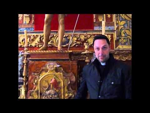 Don Francisco Varela explica las actividades de la Parroquia