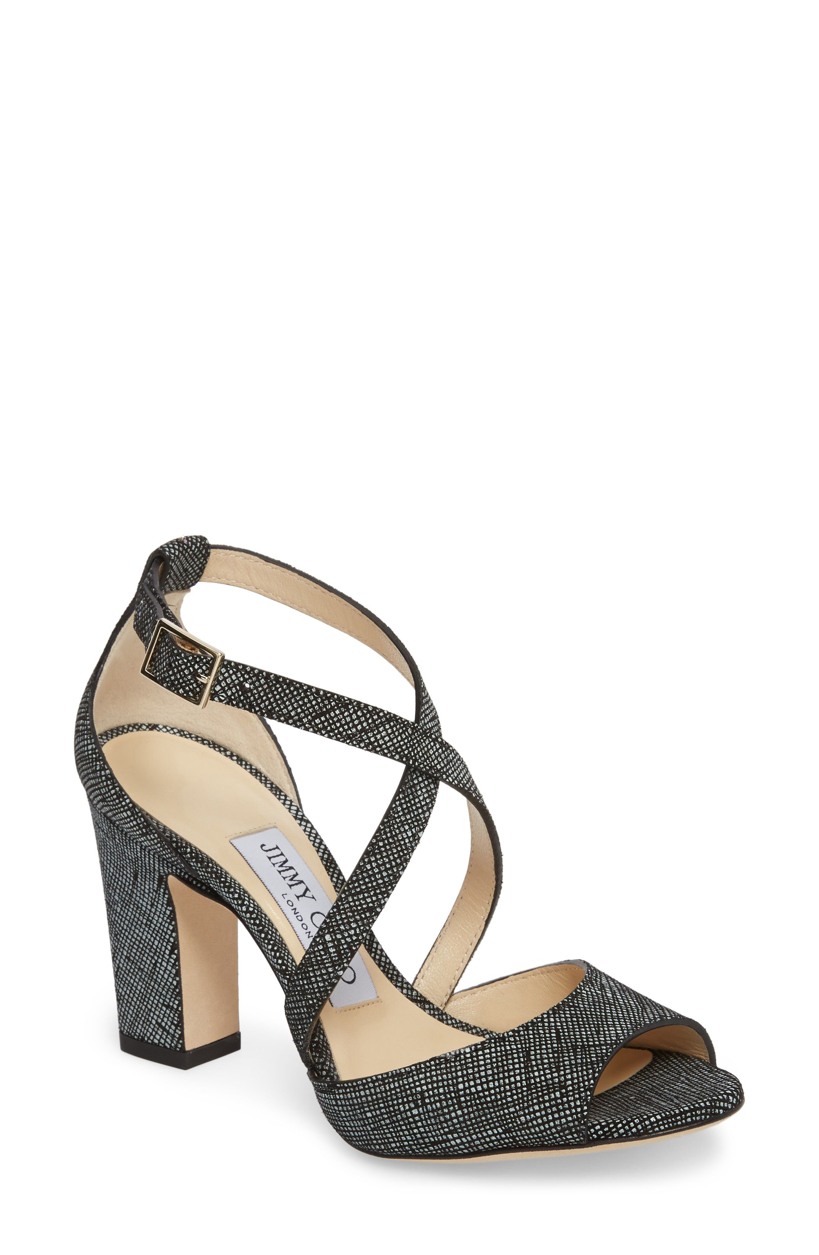 efd19eb80d2 New JIMMY CHOO Carrie Cross Strap Sandal online. New JIMMY CHOO Shoes.    695  SKU ALEF91894CEXC15619