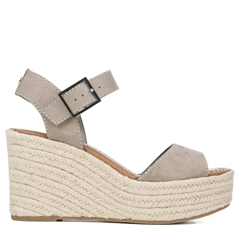 e1b81ce9821 Circus by Sam Edelman Women s Delilah Espadrille Wedge Sandals (Putty)