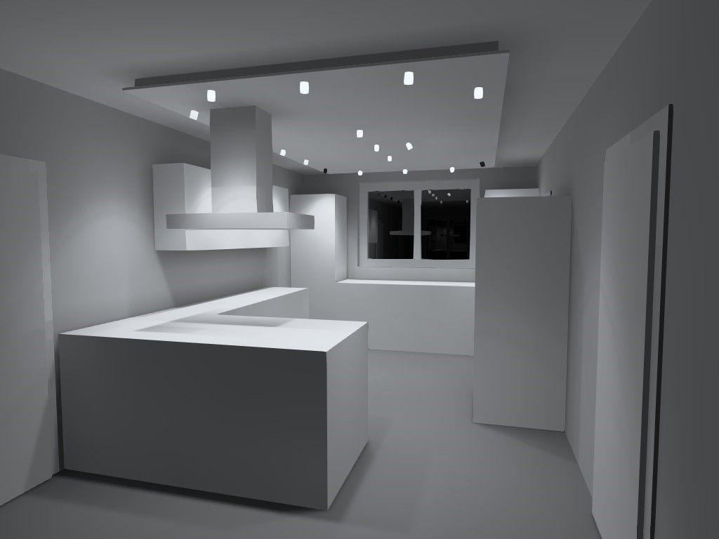 Led Spot Küche   Philips Myliving Phase Led Deckenleuchte ...