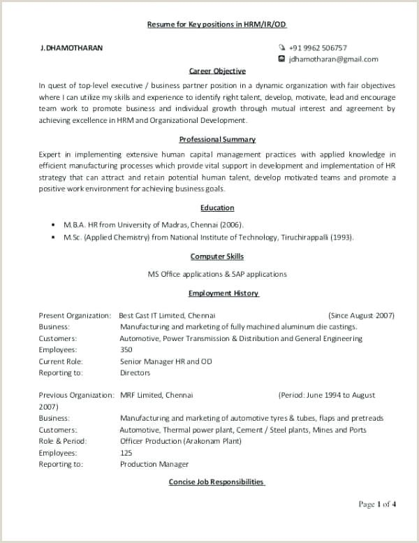 sample human resource cover letter sample human resource