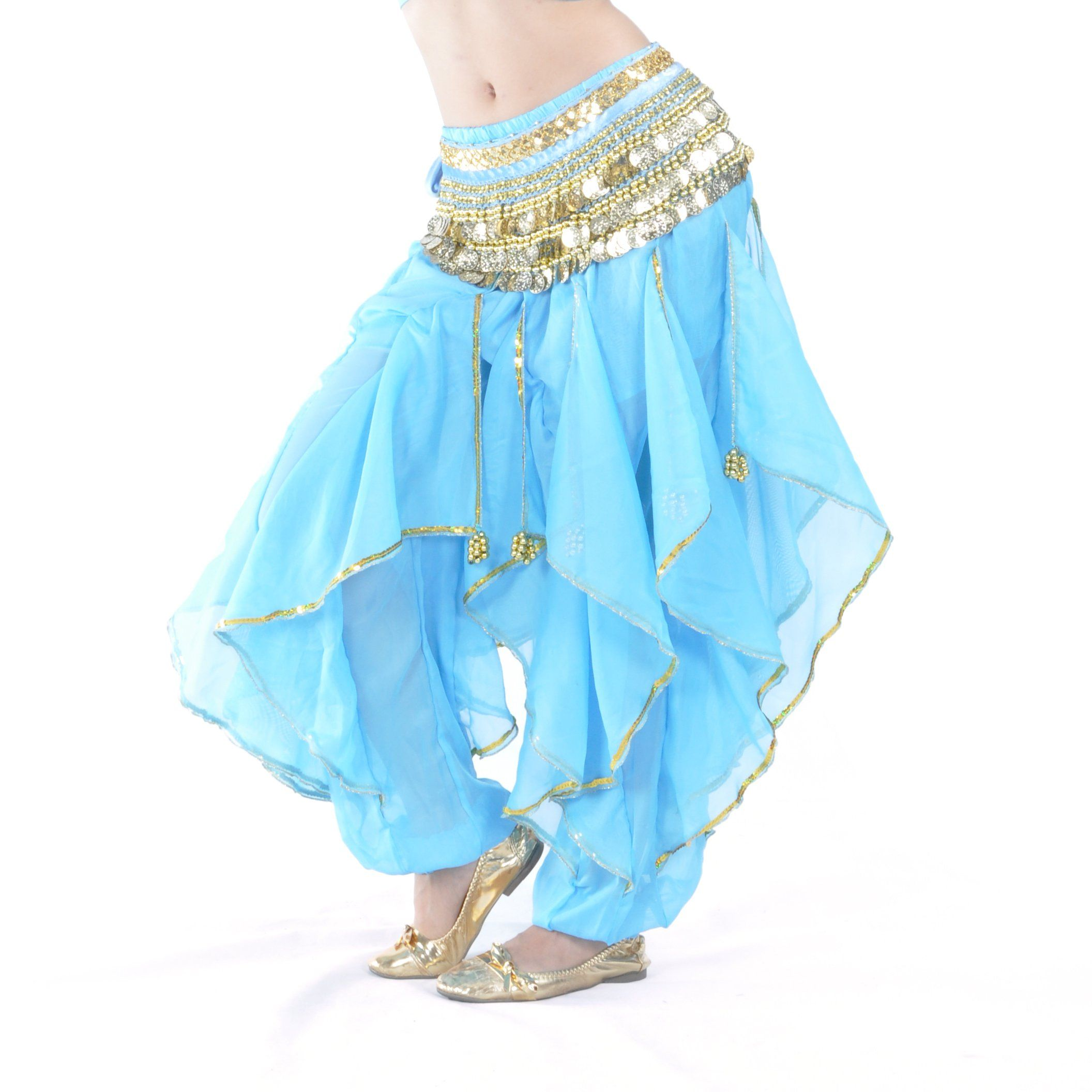 Bellylady belly dance harem pants tribal