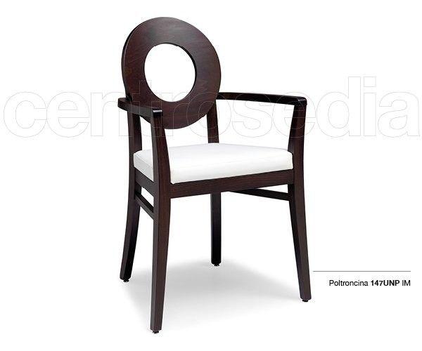 Globo unp poltroncina legno sedie in legno moderno pinterest