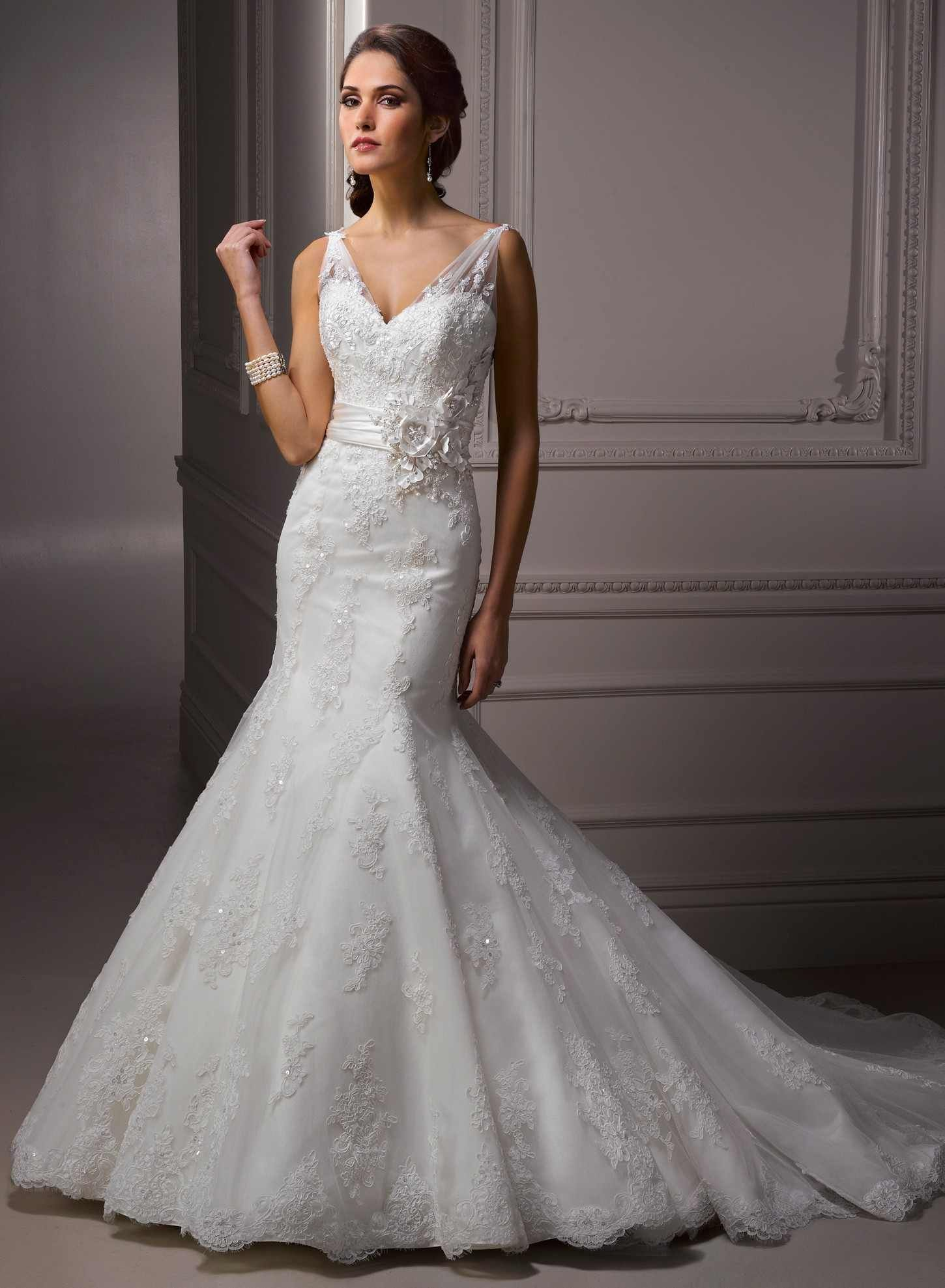 Mermaid dress wedding  Wedding dress  Alexus wedding  Pinterest  Lace mermaid dresses
