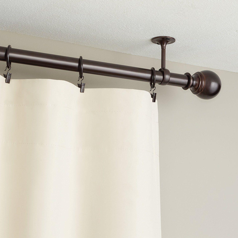 Amazon amazonbasics ceilingmount bracket set of bronze