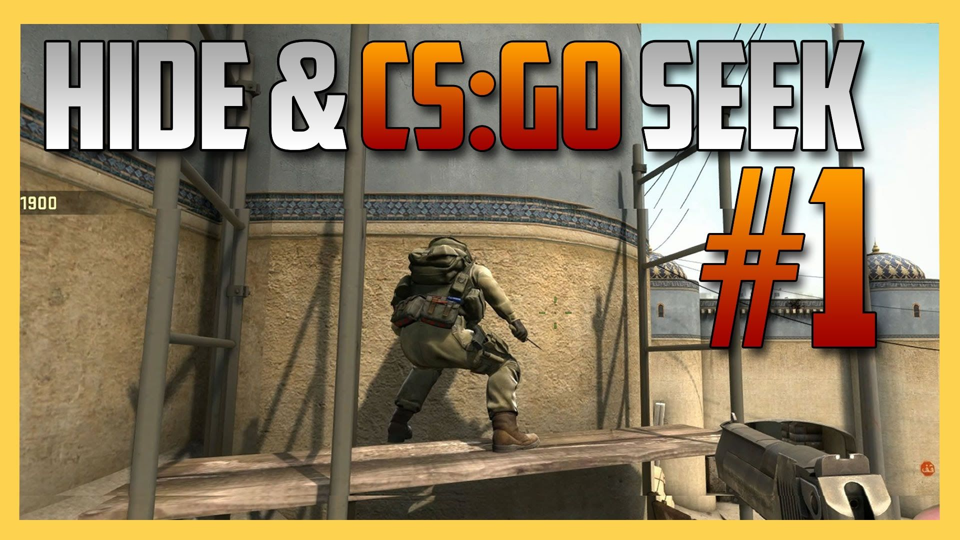 nice Hide and CS:GO Seek out #one (Counter Strike Global Offensive) - Seem Fastened!