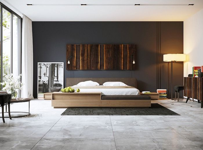 1001 Atemberaubende Ideen Fur Wandfarbe Grau Wandgestaltung