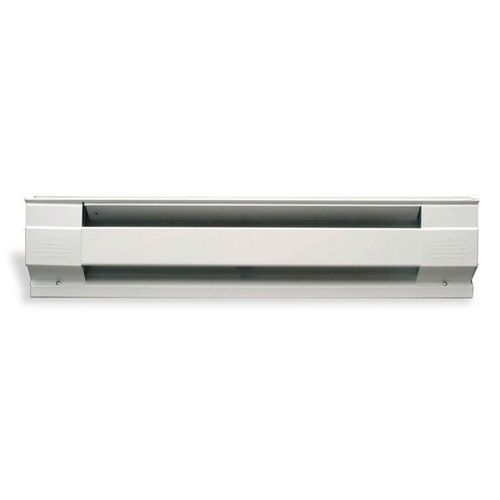 Wall Mounted 1,500 Watt Electric Convection Space Heater in White