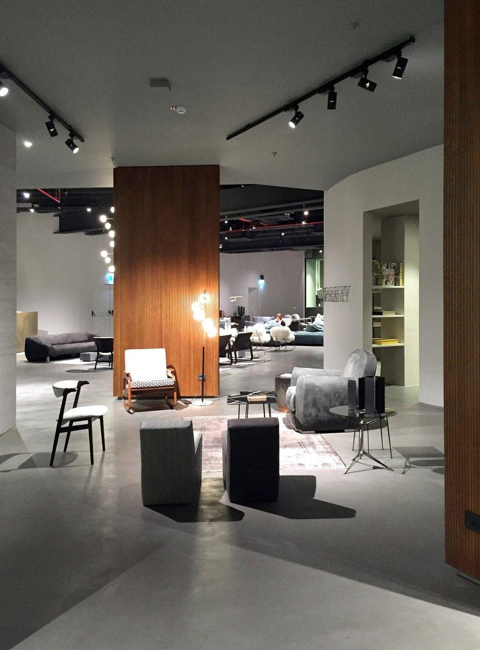 Italian Design News U2013 #Baxter Opens Its New Store In Milan | Milan Design  Agenda