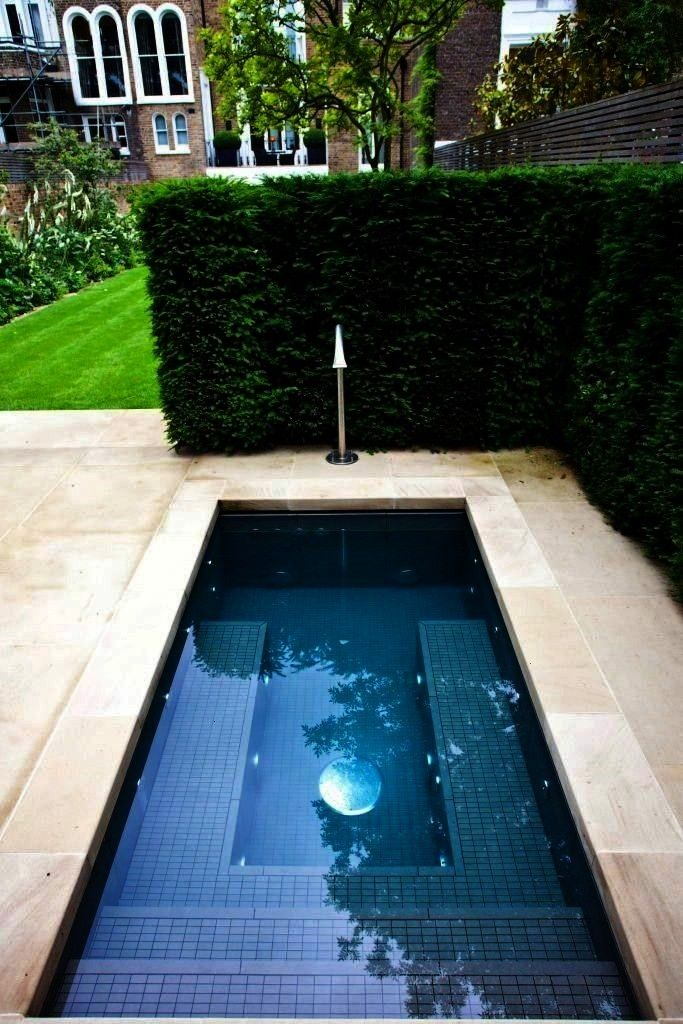 colonial pools by london swimming pool company colonial  homifycolonialTwin plunge pools colonial pools by london swimming pool company colonial  homifycolonial Pools GFK...