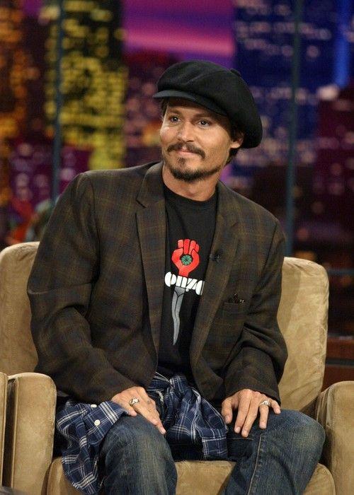 Johnny Depp Official Website - Bing Images