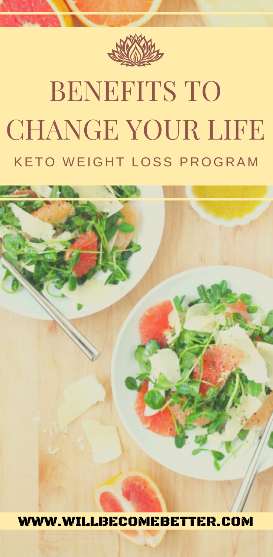 Keto Weight Loss Program