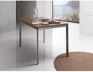 Vetro Tavolo ~ Tavolo calligaris delta vetro ceramica sedie moderne