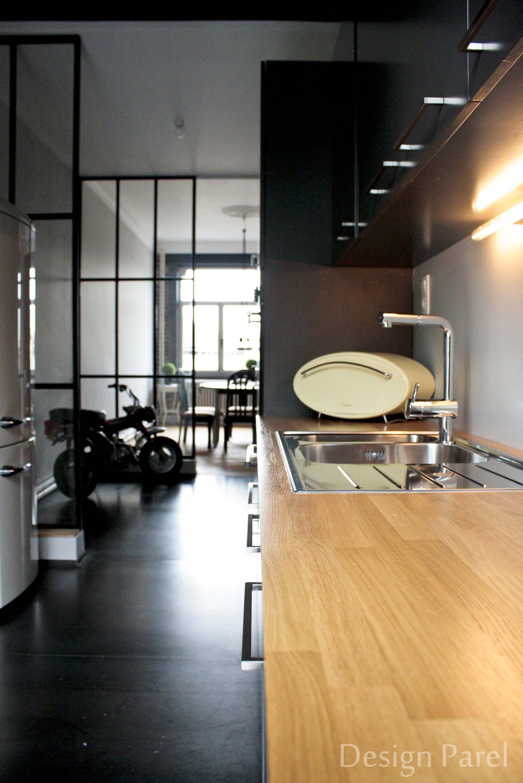 Cuisine Sur Mesure Design Parel Creation Architecte Interieur Bruxelles Mobilier Laque Et Plan De Architecte Interieur Idees De Design D Interieur Design