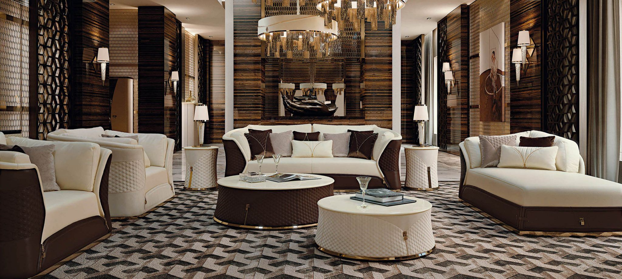 Vogue Sofa Turri Made In Italy Furniture Luxury Mansions Interior Luxury Living Room Luxe Living Room