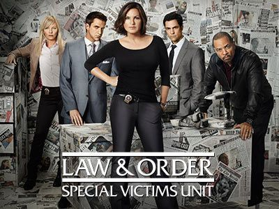 Who was in the original cast of Law & Order: SVU?