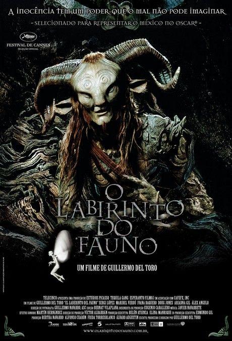 O Labirinto Do Fauno Guillermo Del Toro 2006 Fauno Filmes