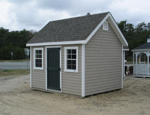 The Shed Place Shed Clapboard Cedar Shingles