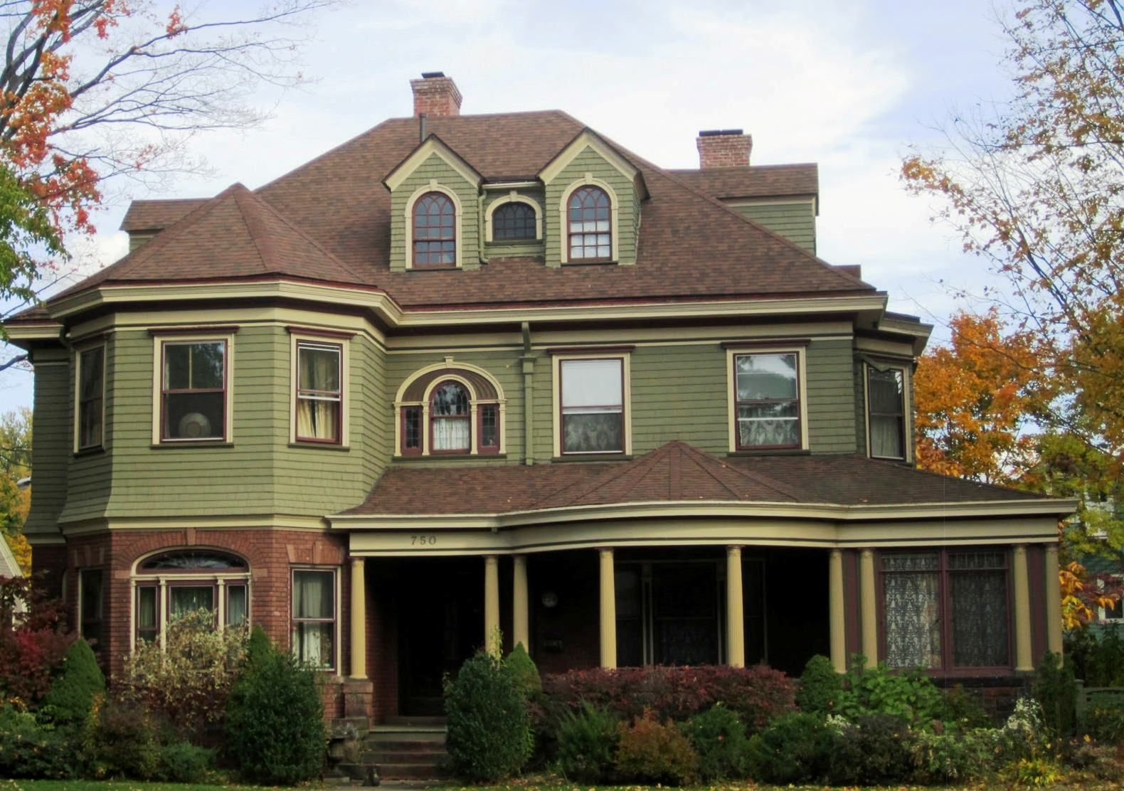 Paint Thems For Home Exterior Colonial Paint Colors For