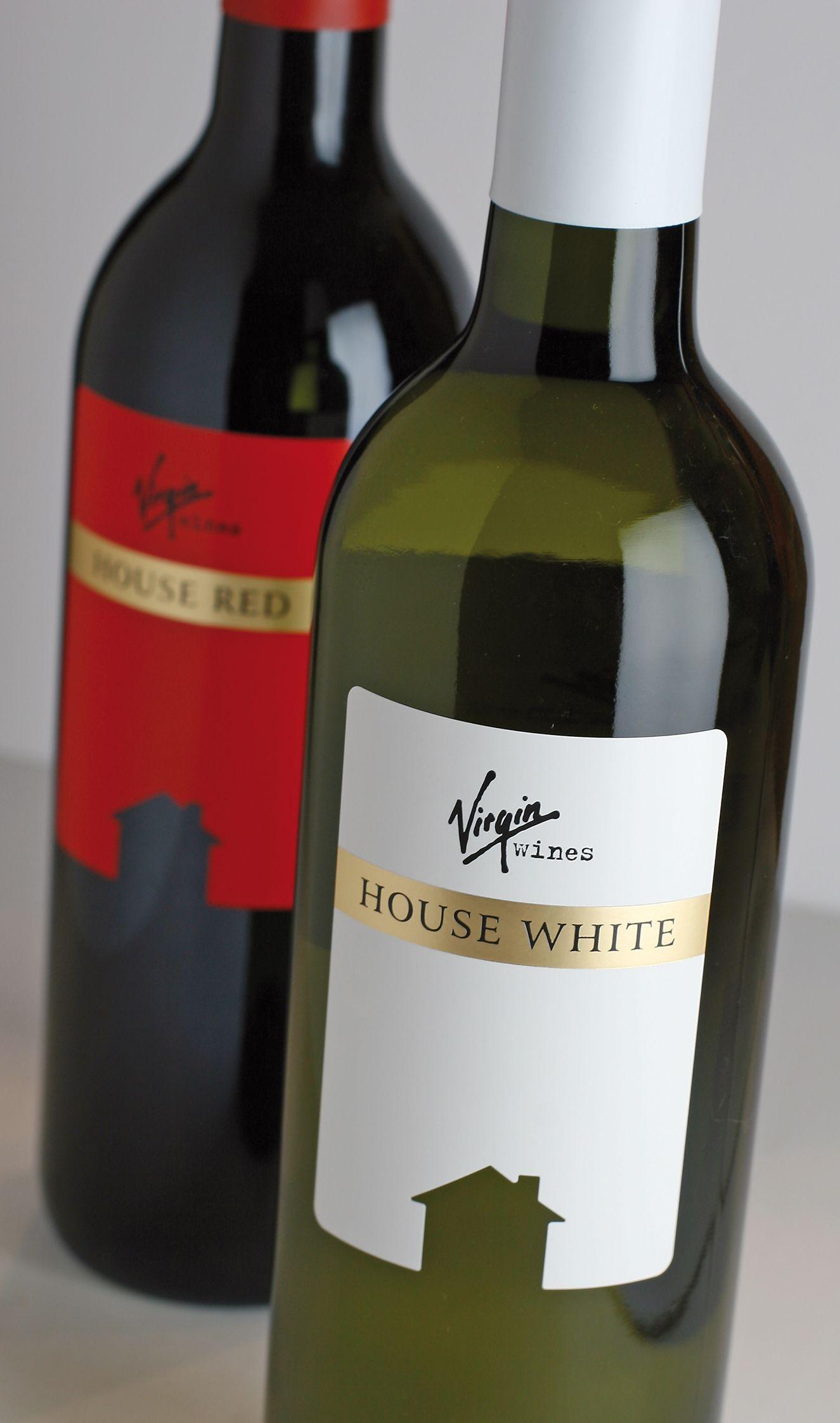 Virgin House Wines Exactly What It Says Wine Spirit Design Awards 2008 Wine Range Design Of The Year Trophy New York Butylochnye Etiketki Alkogol Papka