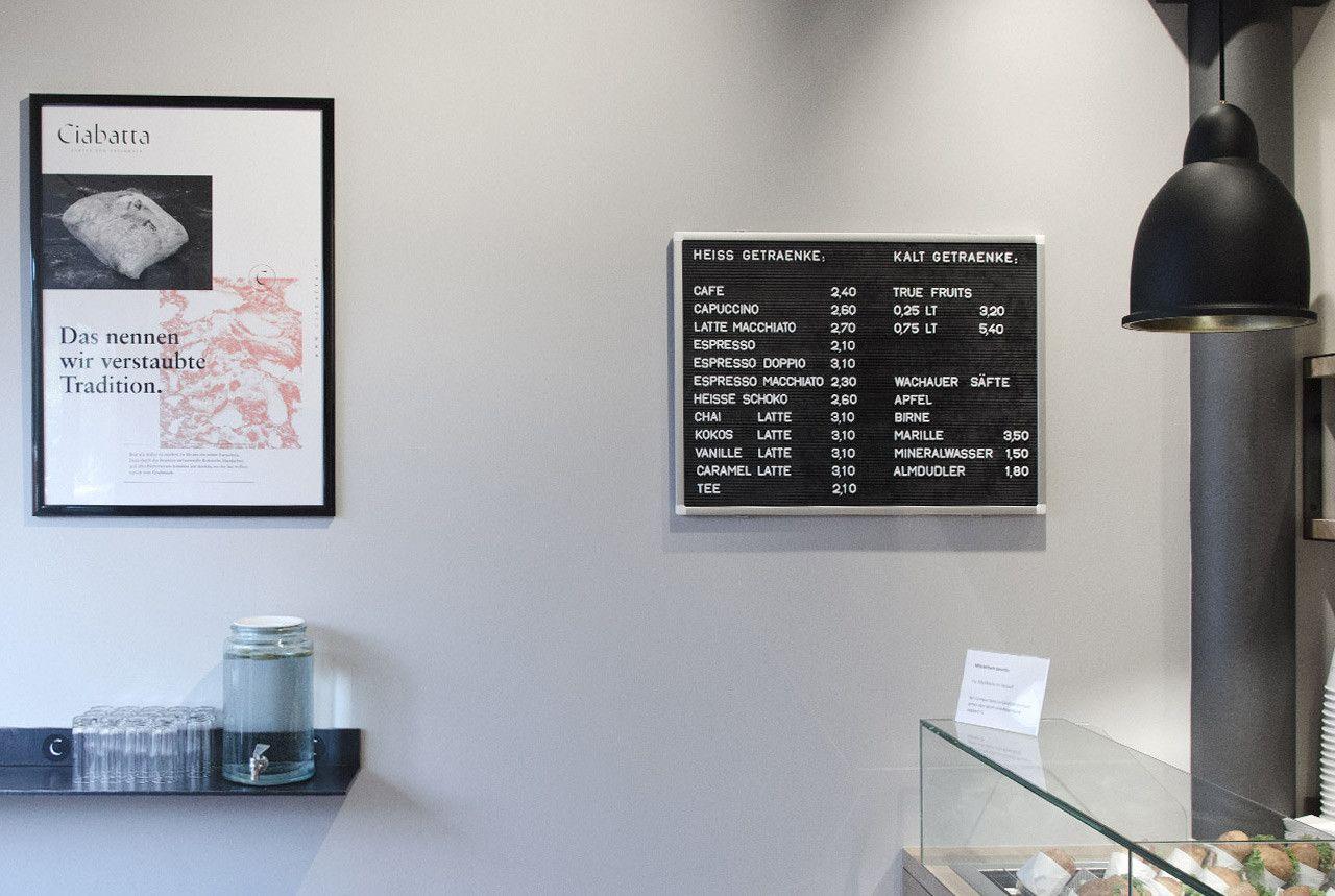 Lukas Haider – Identity for Ciabatta bakery | Identity Design ...